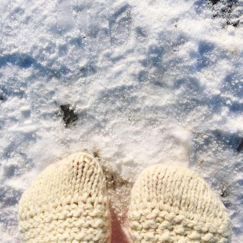 Cold Temperature Cold Winter ❄⛄ Cold Days Wool Socks Snow January Satu-Mare Romania