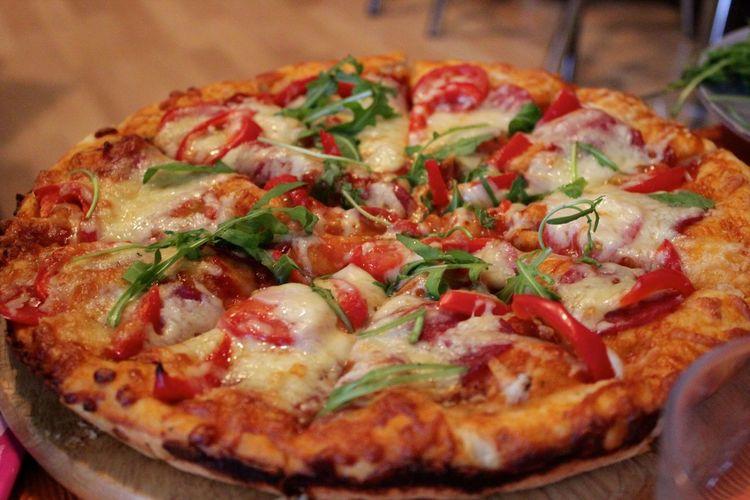 Pizza Italian Food Food What's For Dinner? The Foodie - 2015 EyeEm Awards Food Porn Awards EyeEm Bestsellers