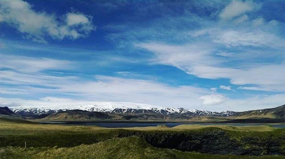Awesome scenery! Traveller Adventure Lifestyle Explorer Photographer Freedom Budget Workhardplayharder Iceland Vscocam EyeEm Best Shots Eyeemphoto