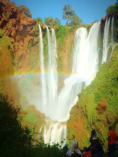 Waterfalls Morocco Cascade Ouzoud Enjoying Life Check This Out