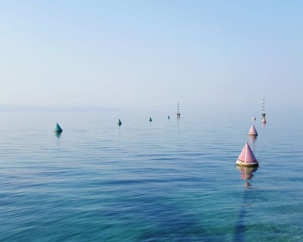 Buoy Water - Collection Water Sky And Sea Sea Horizon Over Water Horizon Sea Buoy