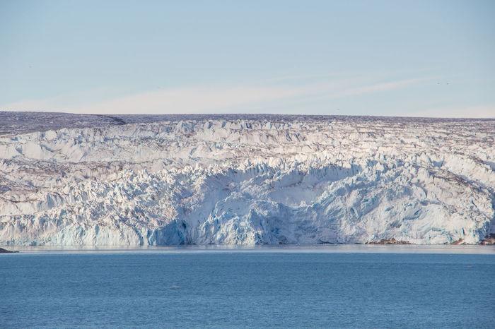Glacial Glacier Greenland Ice Landscape Majestic Nature No People Qalerallit Sea
