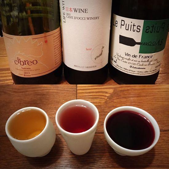 Wine Udo Dinner Tokyo,Japan