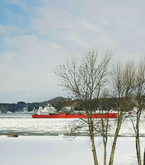 Beauty In Nature Transportation St-Lawrence Seaway