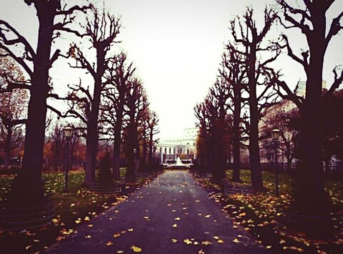 Wonderful Castle Vienna Austria Europe Trip 2014 At The Park Great Feeling