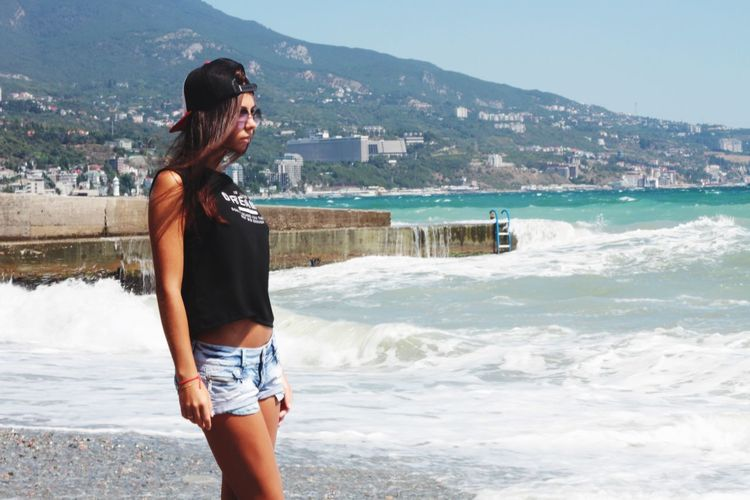 Summertime ♥ Enjoying Life Sea Life Goodtime Perfectday Body And Soul Summerdays  Hotstuff