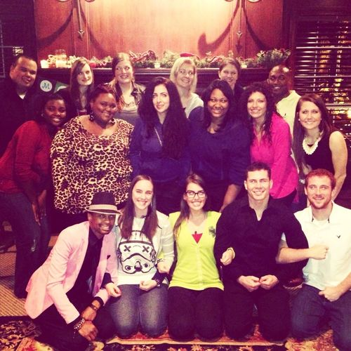 Love This Group Of World Changers @thisissub30 Guest Services
