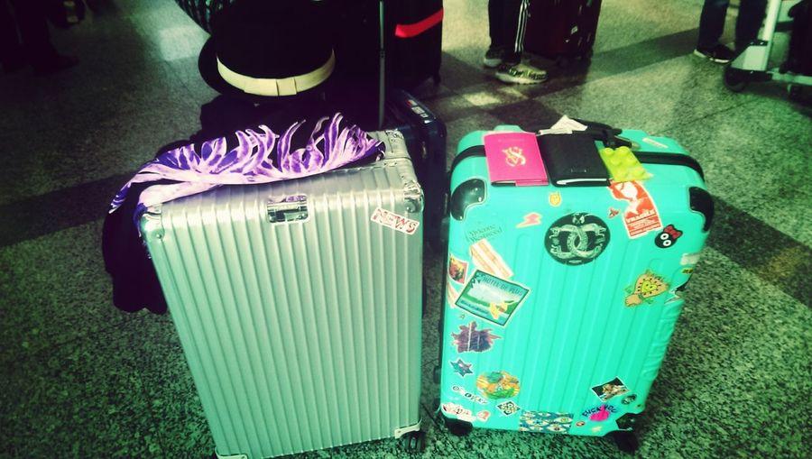 大阪我們來啦!起飛ing
