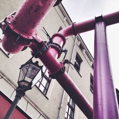 Thatpipeagain  City Planning Utban Curiosities Pink Urbanism
