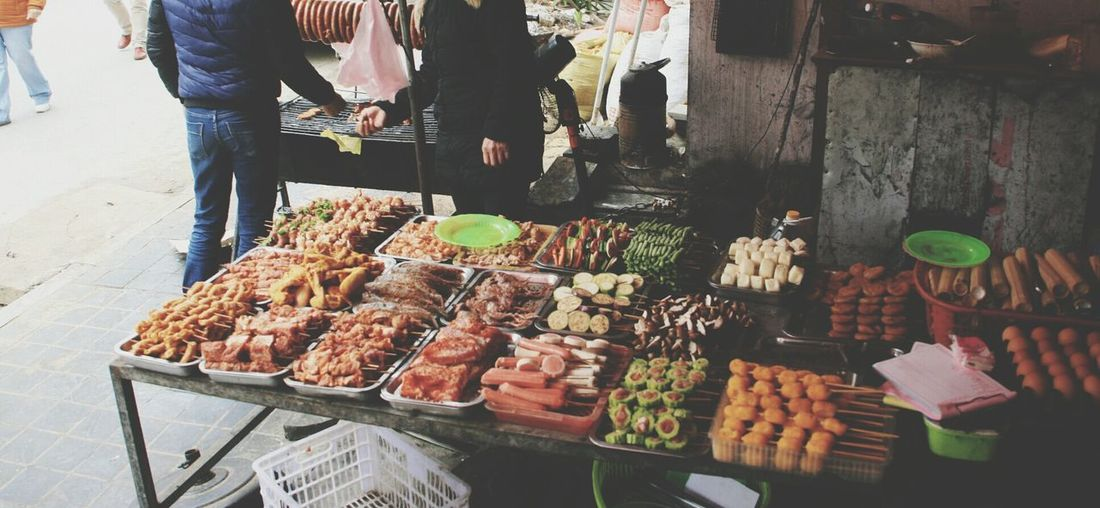 Food Food And Drink Market Market Stall Retail  Lifestyles For Sale Freshness Choice Adults Only Outdoors Leisure Activity Buying Men People Day Low Section Adult Street Photography Streetphotography Street Food Vietnam Sapa, Vietnam Sapa Restaurant