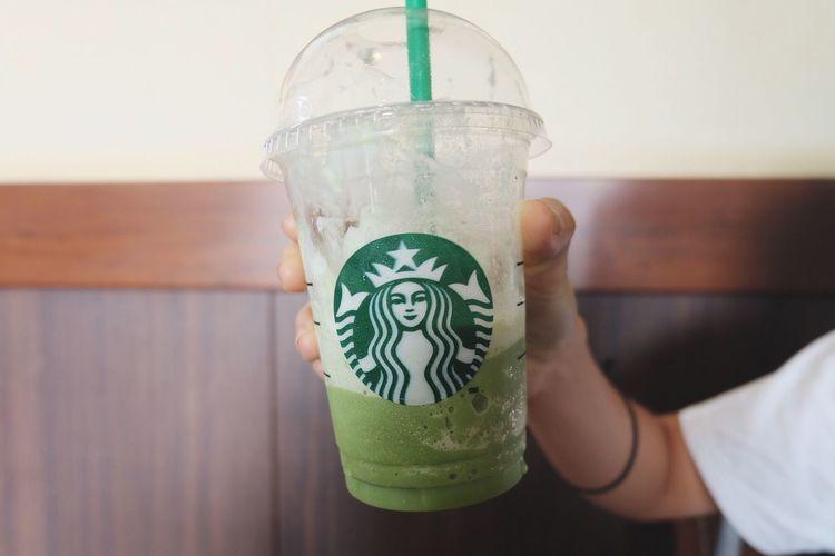 Stabuckscoffee Coffee Greentea Freppe