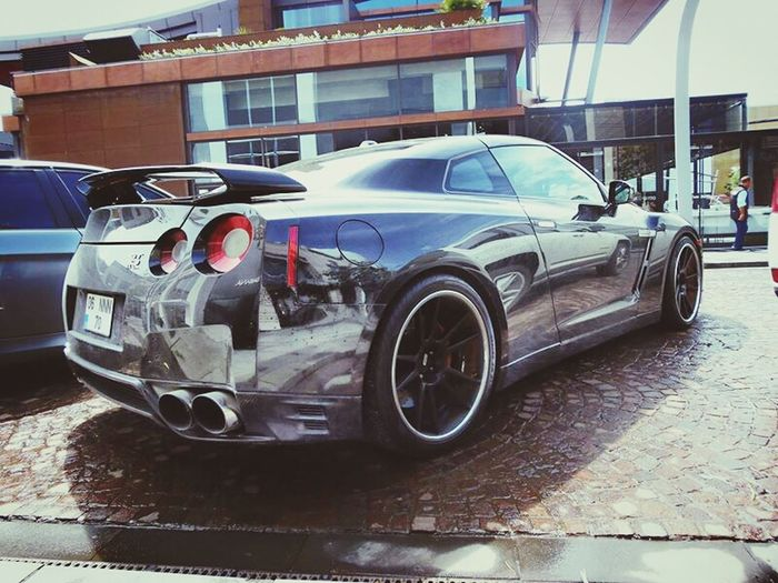 what a car ... Nissan GTR ADV1 Love Epic