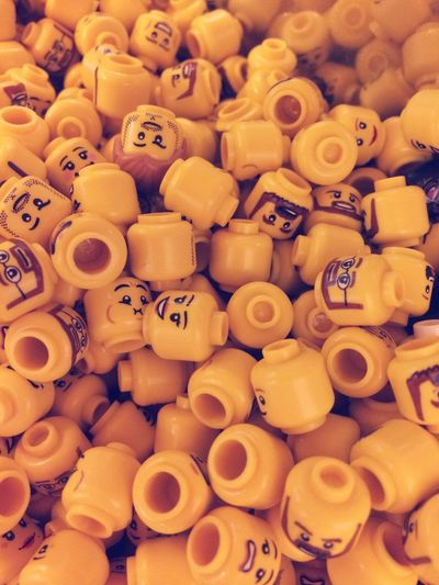 Do you want to build a lego man. Legos Many Faces  Build Your Own.