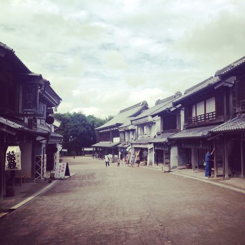 Oldtown Japan Culture Traditional Old Town