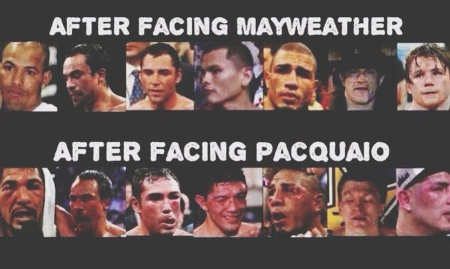 Maypac Teampacman Mayweather Pacquiao May2 Boxing History Legend Pacmanwin