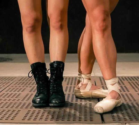 Happy Feet Ballet PointeShoes  Dance ??