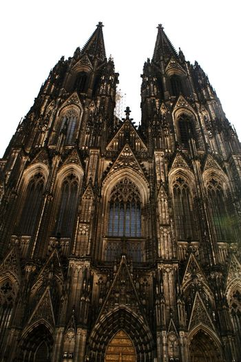 Kölner Dom Religion Architecture Outdoors History