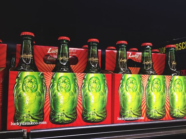 Buddah Beer Fresh Produce Pixxzo Vegas Baby Check This Out The Places I've Been Today IPhoneography