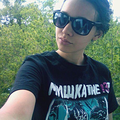 Mishka Russian Girl Sammer Russia Street Fashion