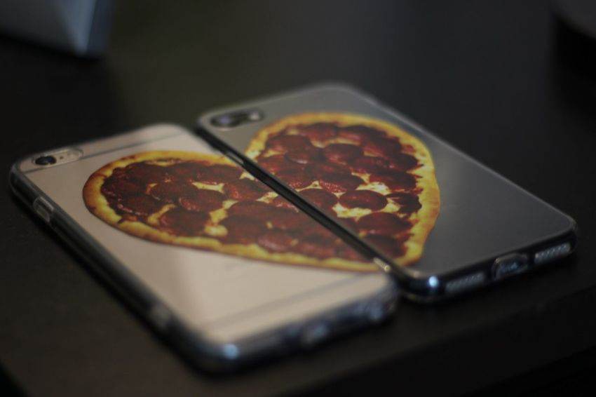 Pizza Case Cases Smartphone Love Relationshipgoals Hülle IPhone Luxylemon Iphone6 Iphone7