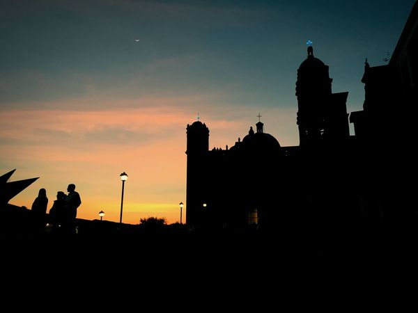 Churches Church Architecture_collection Architectural Detail Architectureporn Architecture Twilight Tapalpa Jalisco Mexico