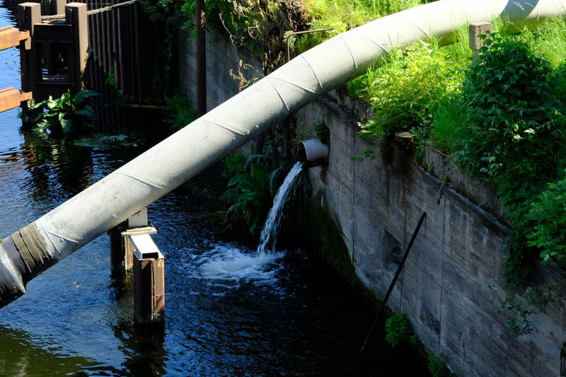 Environmental Pollution Industrial Industrial Building  Industrial Photography Industry Polluted Water Pollution In My World Water Tube Waterpipelines Environment Factory Factory Photo Industrial Landscapes Nature Pipe - Tube Pollution Water Water Pipe Water_collection