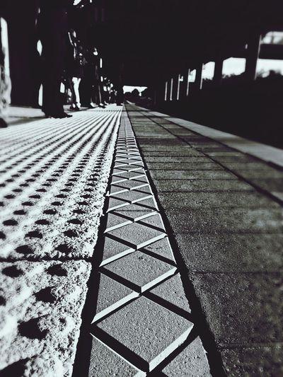 Train platform First Eyeem Photo