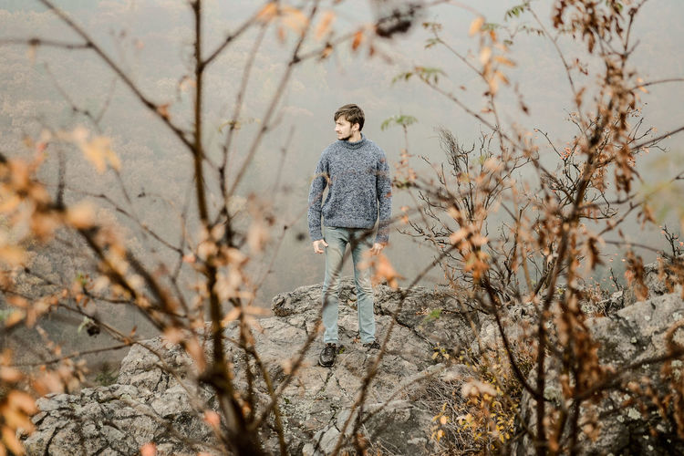 Autumn Autumn Colors Boy Czech Czech Republic Harmony Male Mountain Mountains Nature Prague Travel Traveling Traveller Travelling Young Youth Feel The Journey