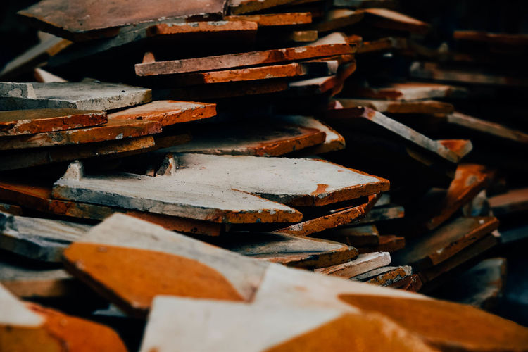 Stack Large Group Of Objects No People Abundance Selective Focus Wood - Material Full Frame Close-up Backgrounds Heap Wood Metal Old Rusty Day Timber Still Life Textured  Brown Log
