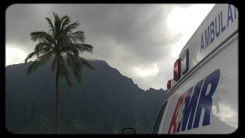 Work Ambulance American Medical Response Amr