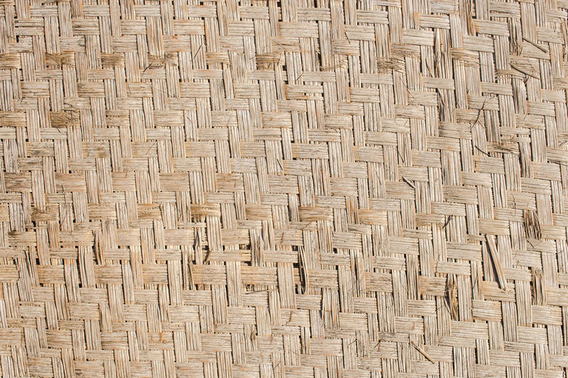 Art And Craft Backgrounds Bamboo - Material Basket Beige Brown Close-up Container Craft Creativity Crisscross Full Frame Intertwined Man Made Man Made Object No People Pattern Textile Textured  Wicker Woven