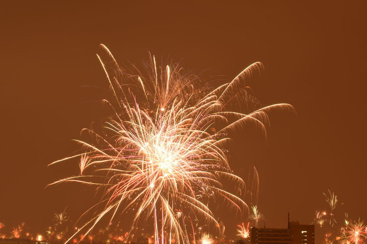 Firework Motion