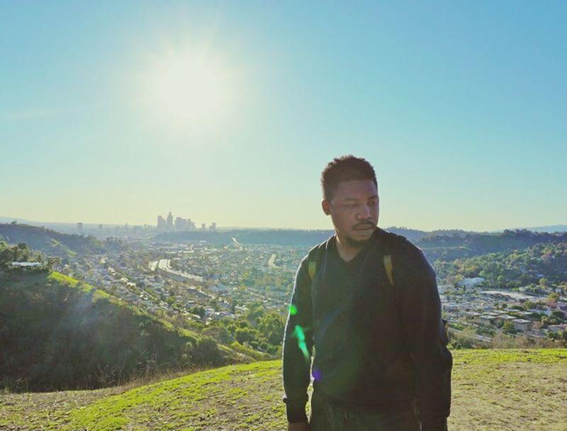 On A Health Kick Hikingadventures Pixxzo Cityoflosangeles