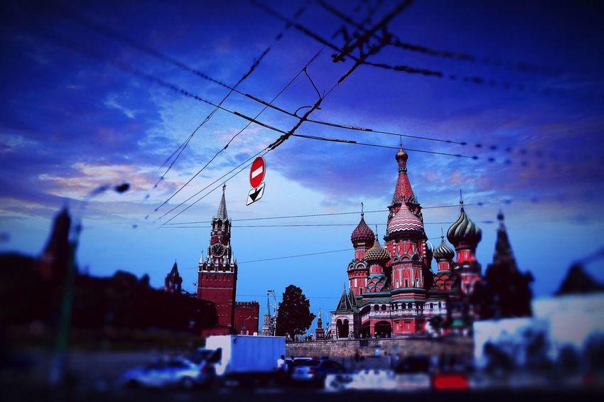 莫斯科经典建筑