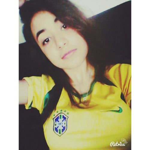 Brasil ♥ Hi! That's Me Hello World BrasilianGirl2014