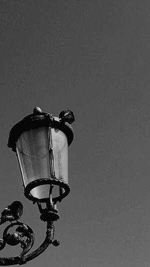 Lantern San Marco Venezia Travel Destinations Architecture Low Angle View Outdoors Sky No People Day Clock Tower