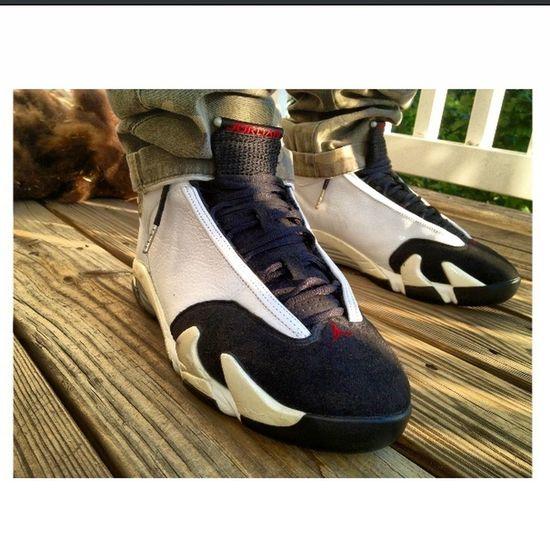 Jordans On My Feet  14's OGs Black Toes