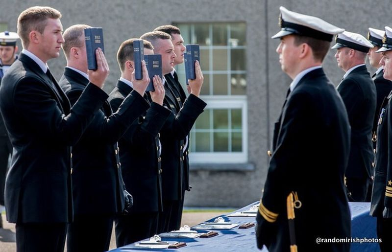 Probably one of the occasions where swearing is OK in the Irishnavy Ireland Eye For Photography Photography