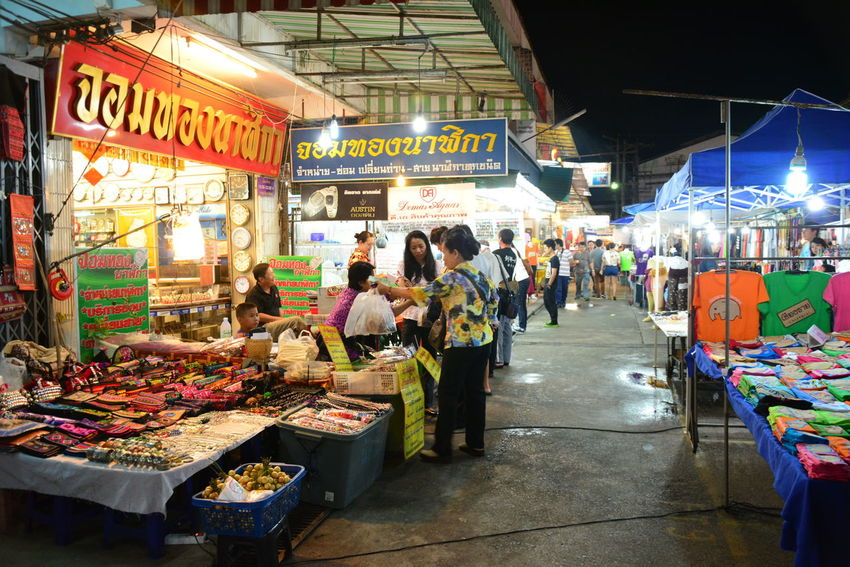 Bazaar Chiang Rai, Thailand Choice City City Life Display For Sale Illuminated Information Information Sign Lifestyles Market Market Stall Night Night Bazaar Outdoors Retail  Sale Shop Shopping Small Business Store Street Market Text