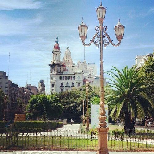 Plazadelcongresso Buenosaires Argentina Picdesabado