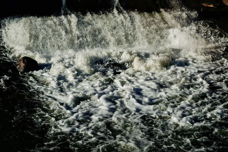 Photo essay - A day in the life. Southeast Nebraska October 22, 2016 A Day In The Life Autumn Beauty In Nature Camera Work Close-up Copy Space Day EyeEm Best Shots Fast Water Flows Fluid Dynamics Getty Images Motion Nature Nebraska No People Outdoors Photo Diary Photo Essay Rural America Small Town Stories Splashing Visual Journal Water Water In Motion White Water