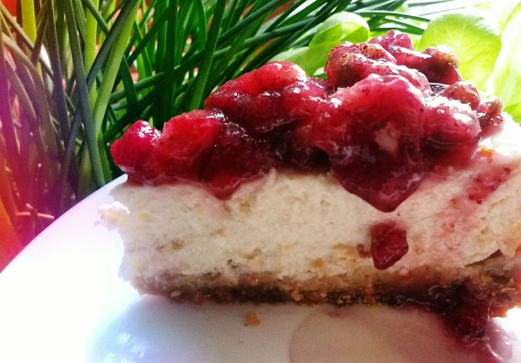 Cake Cheesecake♥ Food Fruit Sweet Food Yommy Goodday Day