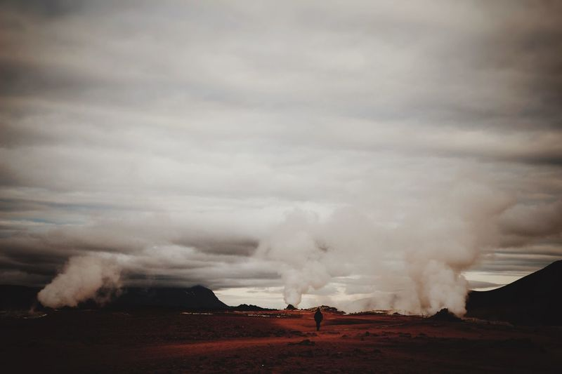 Intense geothermal activity in the north of Iceland Iceland VSCO Vscocam Icelandic_explorer Travel Photography Reykjavik Eye4photography  Hot_shotz EyeEm Nature Lover Awesome_shots Iceland_collection Wanderlust Traveling EyeEm Best Shots Human Vs Nature Sound Of Life Secret Places Taking Photos Going The Distance Landscape_Collection Learn & Shoot: Layering First Eyeem Photo Welcome Weekly