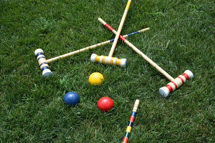 Croquet Mallet Croquet Colors Lawn Sports EyeEm Selects Sport Grass Yard The Still Life Photographer - 2018 EyeEm Awards