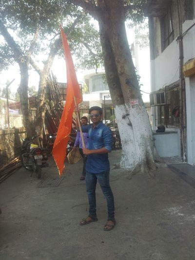Hello World Taking Photos Best Friends ShivJayanti Peace And Love Proud Indian Happy :) Jai_hind