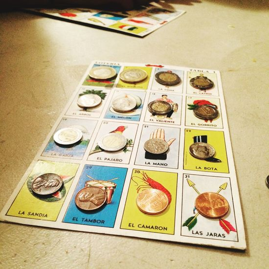 FamilyTime Hello World Crazy Moments Loteria Loteria Familiar