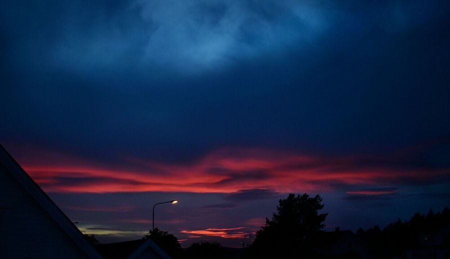 Colour Of Life Midnight Colofulsky Vibrant Colors Night Red Clouds Clouds First Photo Mission