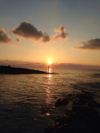 JEJU ISLAND  Ocean Sunset Beautiful
