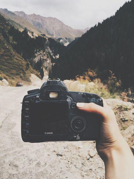 Photographer Travel Mountains Landscape