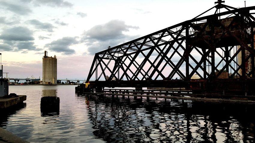 Urban Exploration Bridges Milwaukee Port Of Milwaukee Walking Around Hidden Gems